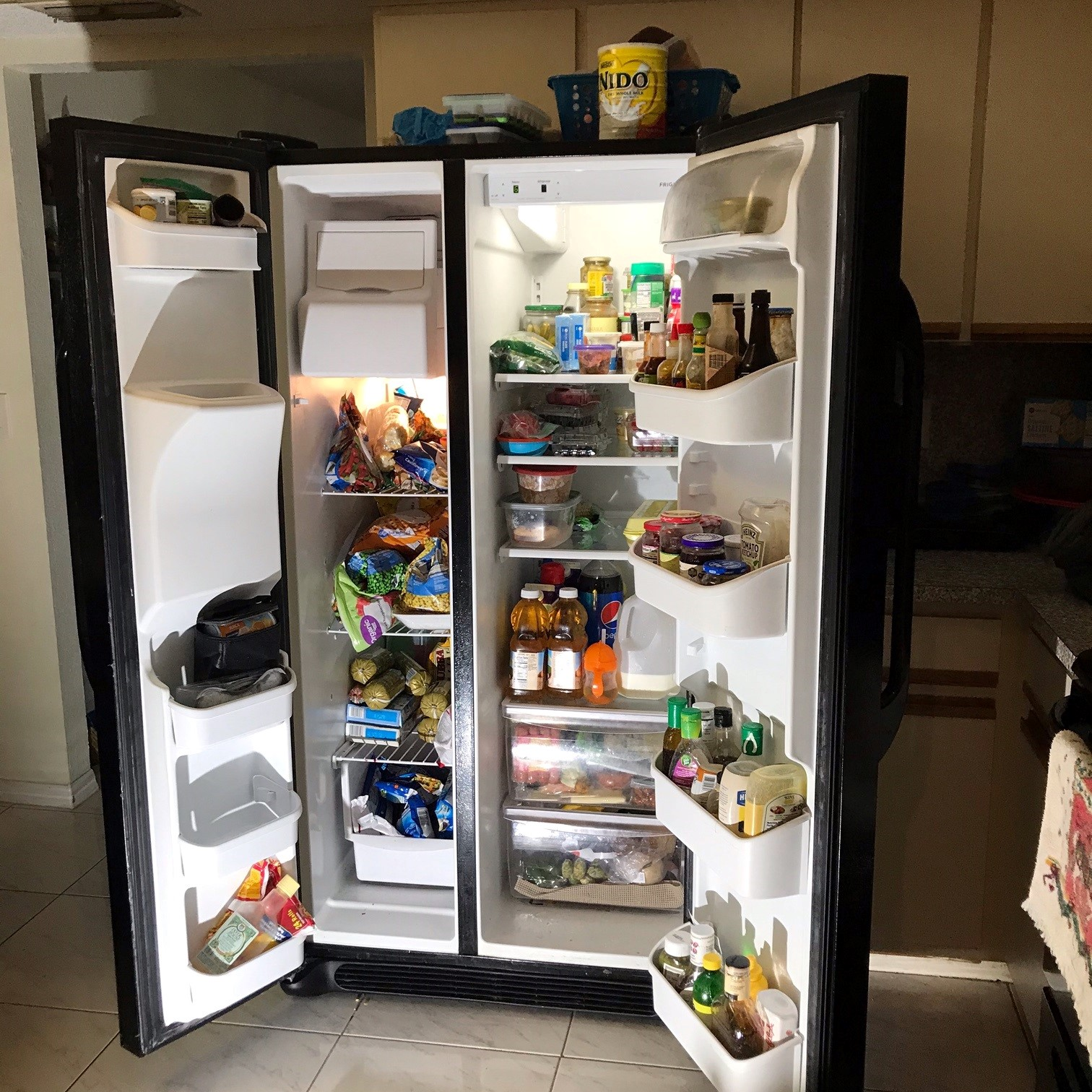 appliance repair refrigerator repair freezer not freezing summerland avenue winter park 32789