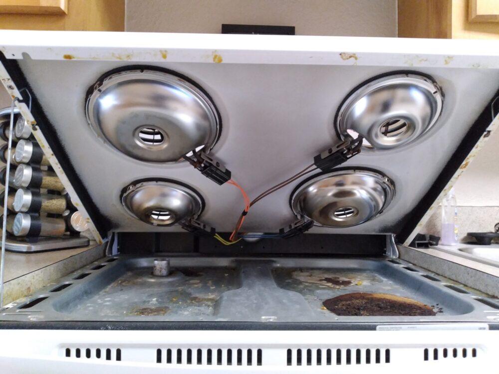 appliance repair stove repair bad heating element gunn road winter park 32789