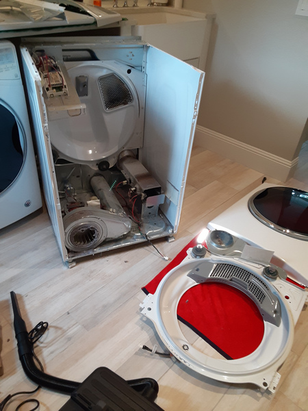 Lake Mary, FL Appliance Repair – Dryer not heating
