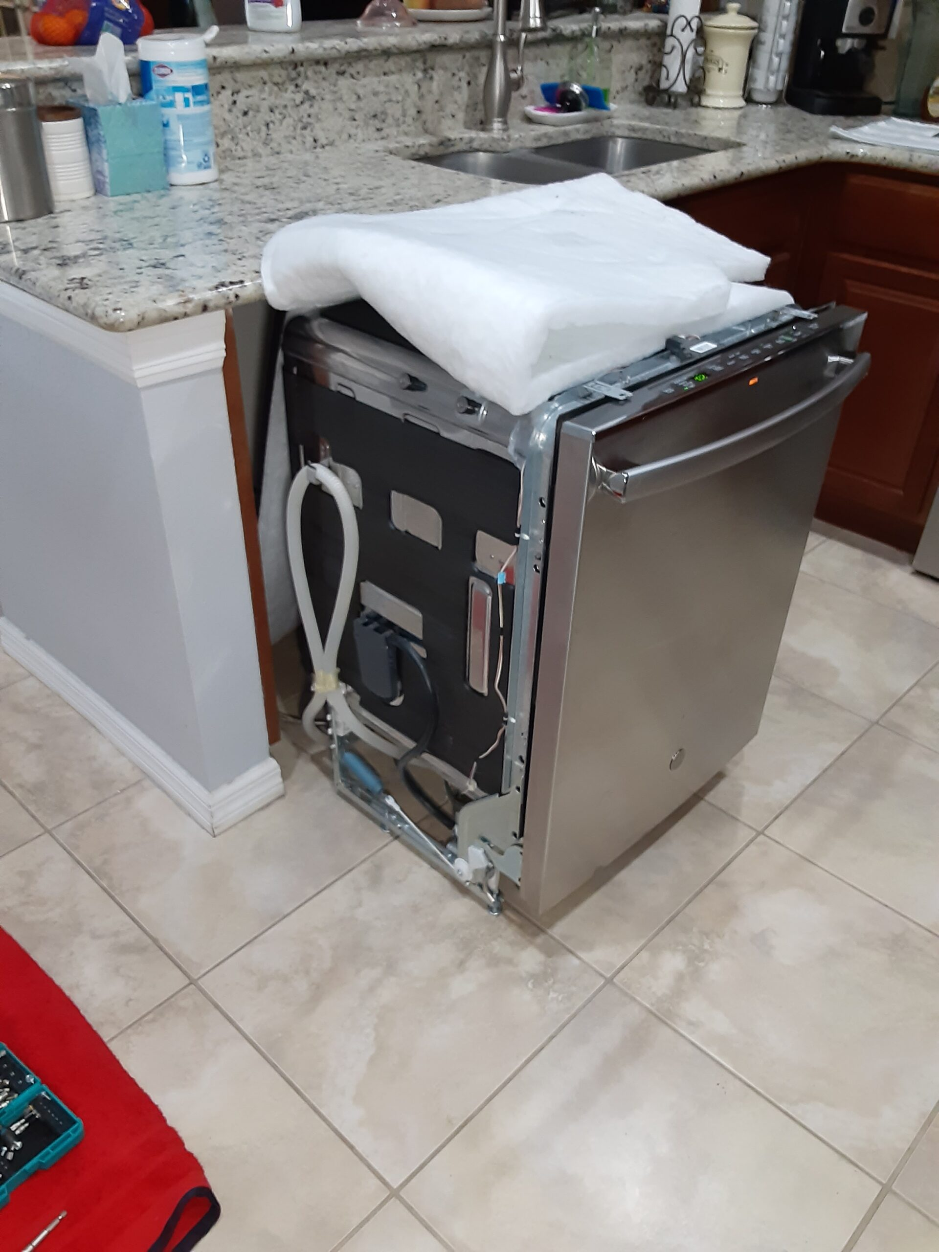 appliance repair dishwasher repair leaking issue lake mary fl