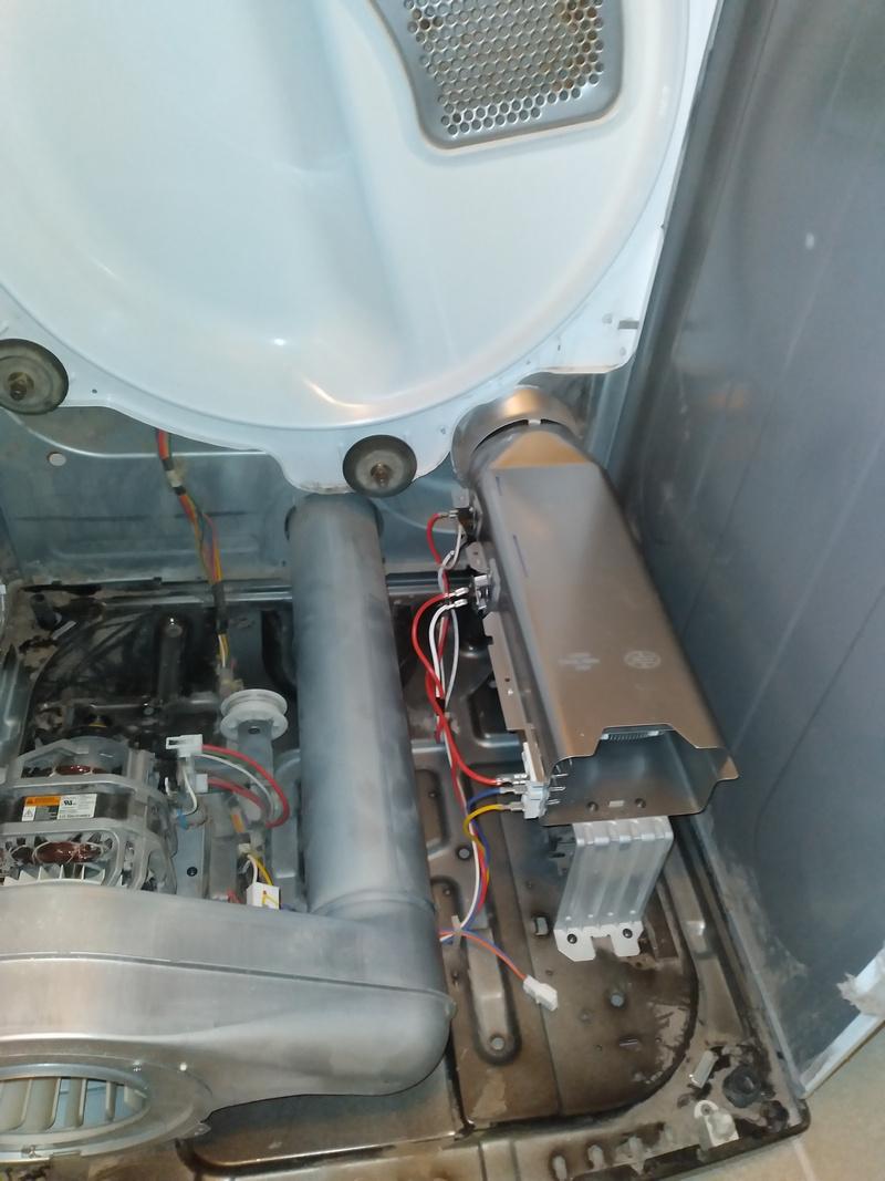 appliance repair dryer repair replaced heating element butler bay court windermere fl 34786