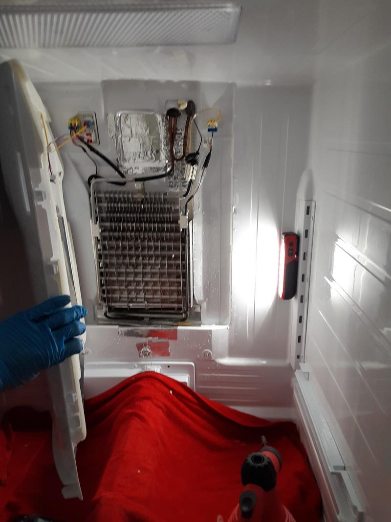 appliance repair refrigerator freezer icing over spring valley road altamonte springs fl 32714