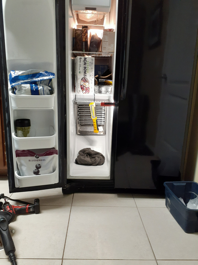 appliance repair refrigerator repair leaking water salt pound place altamonte springs fl 32714
