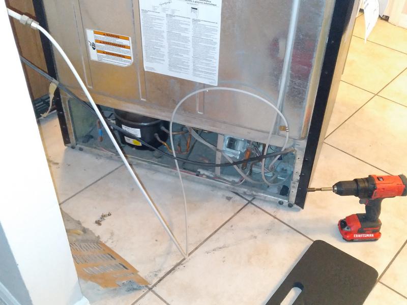 appliance repair refrigerator repair loud noise coming from underneath coil salem street altamonte springs fl 32701