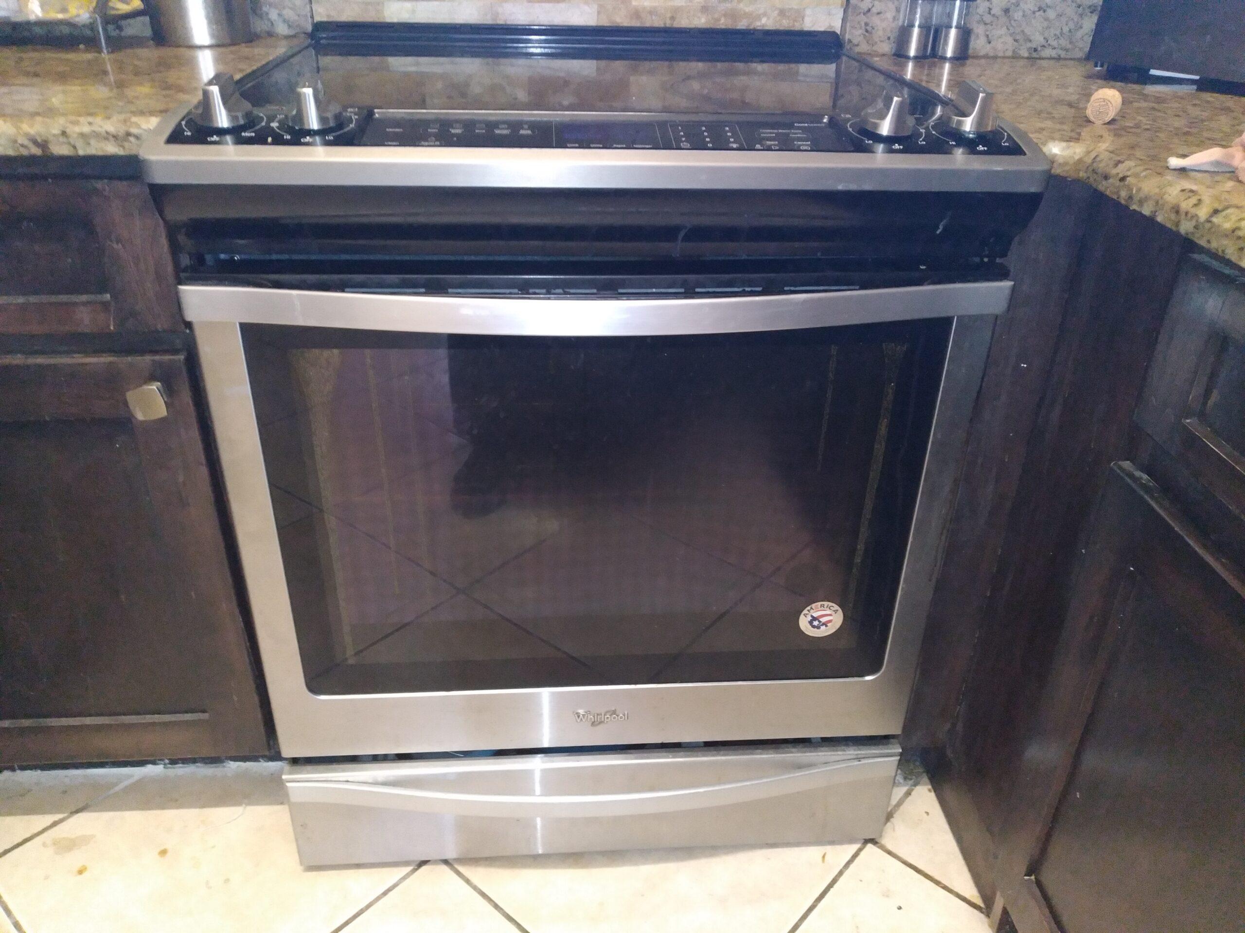 appliance repair stove top repair heating issue lake mary fl