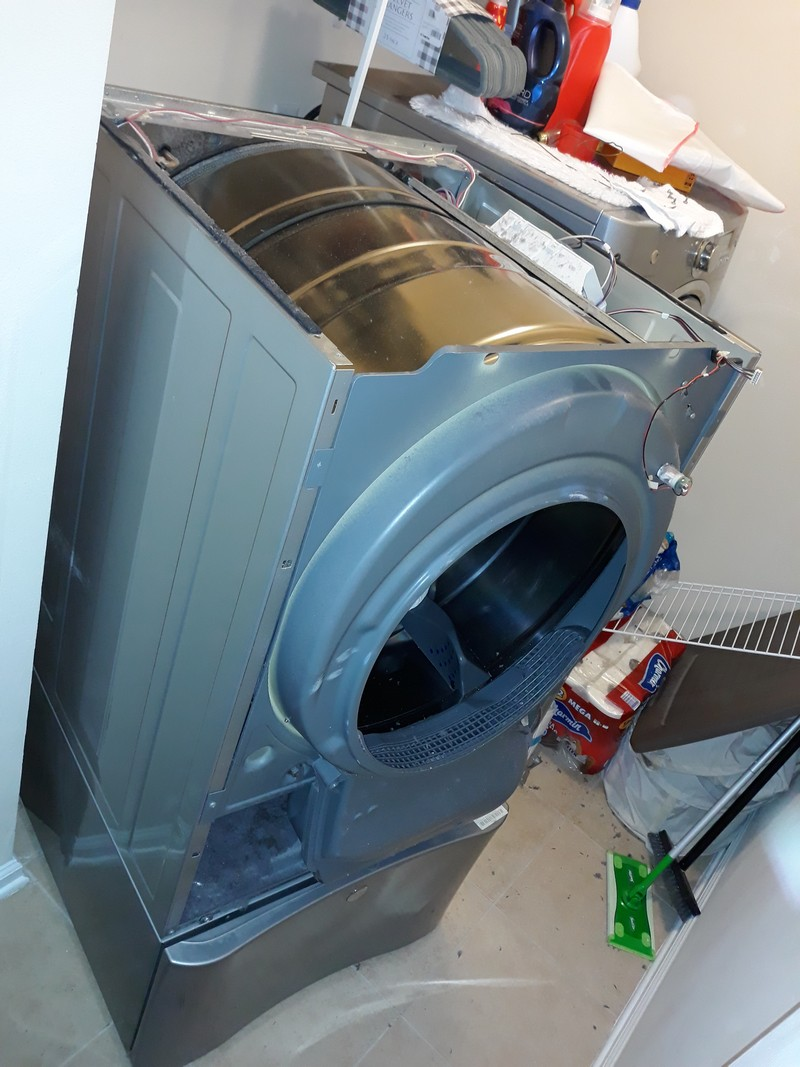 appliance repair dryer repair not heating osage trail fern park fl 32730