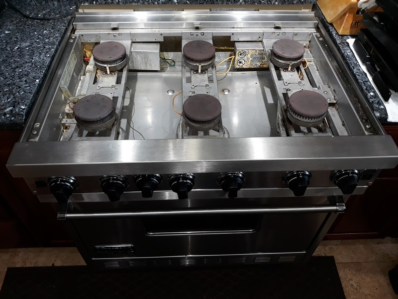 appliance repair gas stove top not igniting gladwin avenue fern park fl 32730