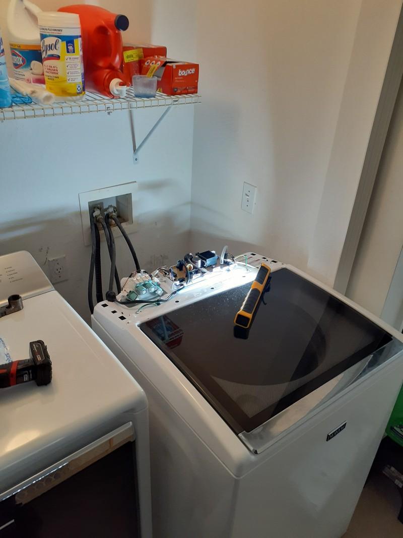 appliance repair washing machine repair leaking water pylewood street fern park fl 32730