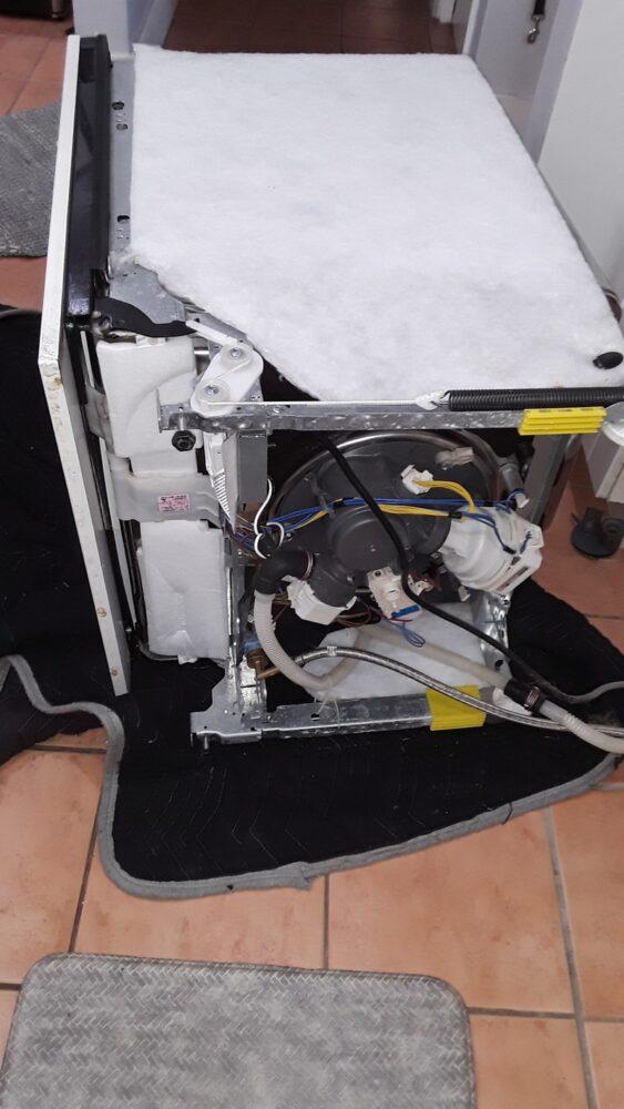 appliance repair dishwasher repair replaced diverter motor kersley circle heathrow fl 32746