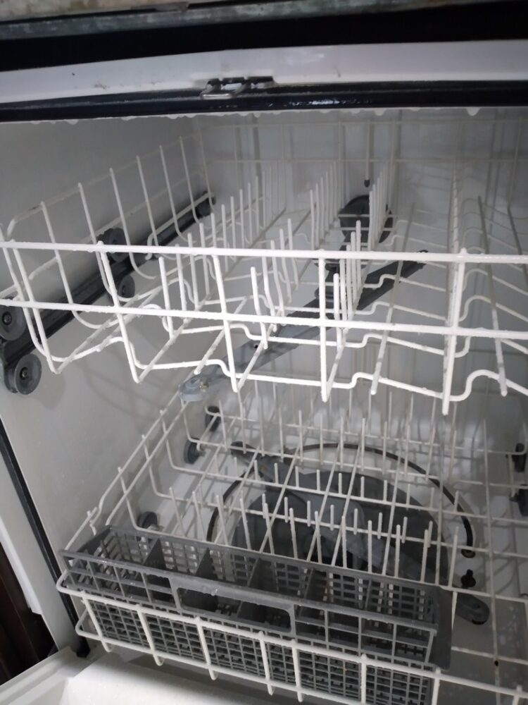 appliance repair diswasher repair replaced broken door latch lake mills road chuluota fl 32766