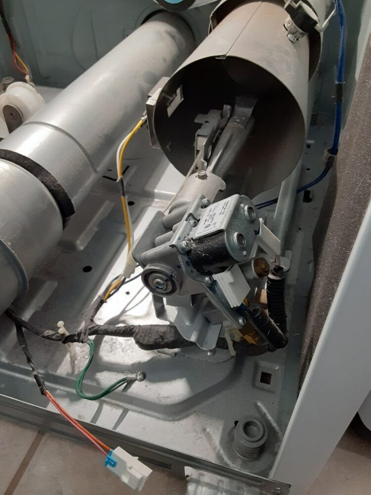 appliance repair dryer not heating replaced bad colis east main street geneva fl 32732