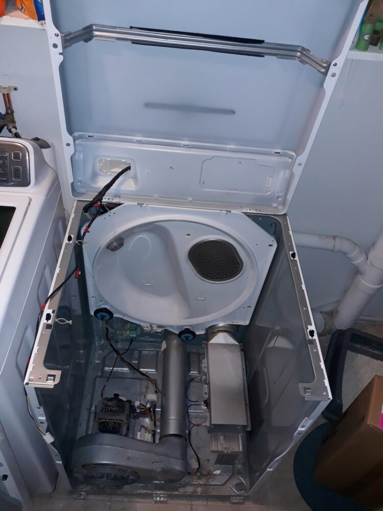 appliance repair dryer repair not producing heat midsummer drive windermere fl 34786