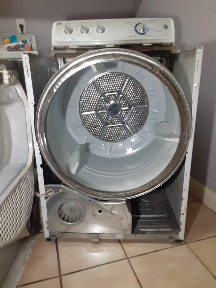 appliance repair dryer repair replaced belt drive lake berry drive winter park fl 32789