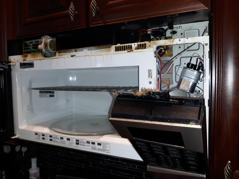 appliance repair microwave repair needs new circuit board sandy top lane geneva fl 32732