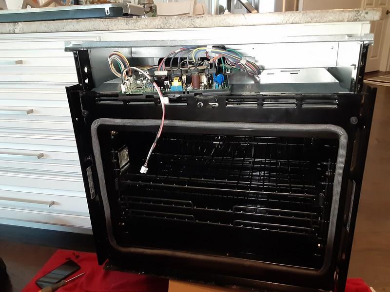 appliance repair oven repair repalce bad control board maple leaf drive windermere fl 34786