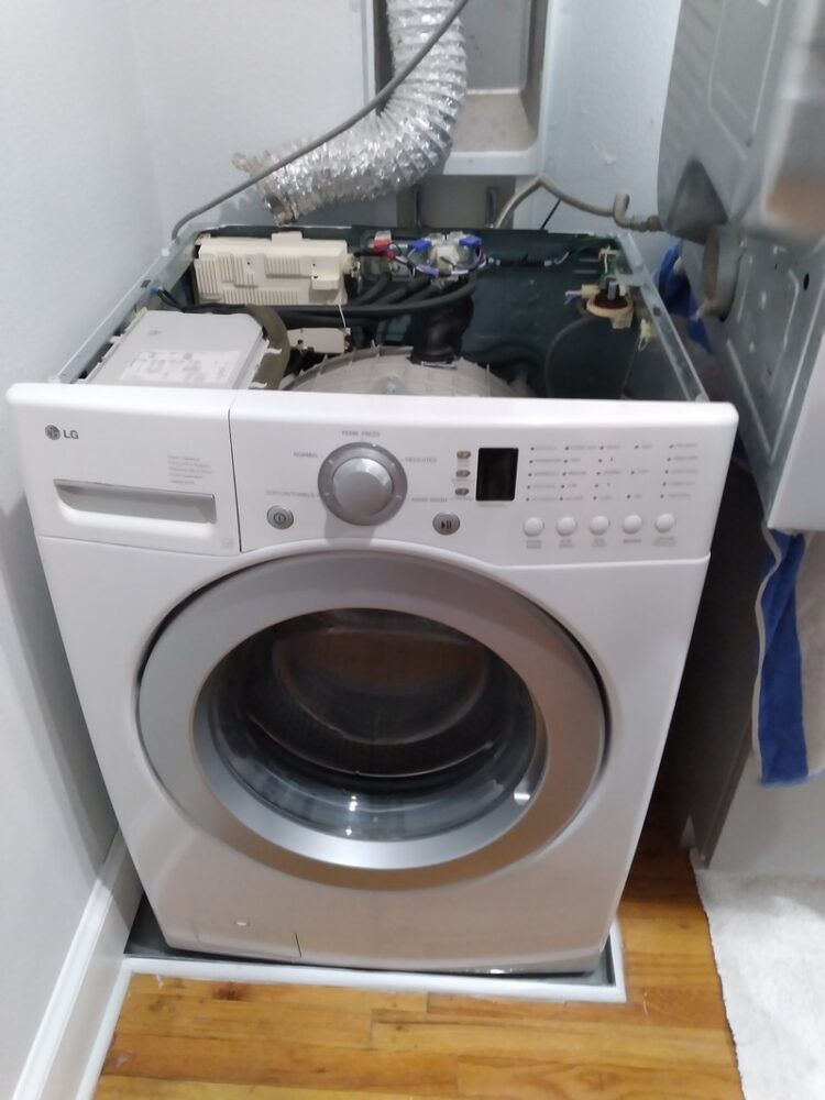 appliance repair washing machine leaking issue 4th street lake mary fl 32746