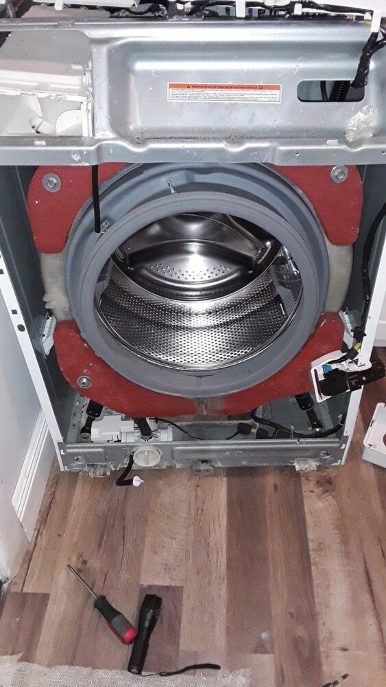 appliance repair washing machine repair repalced door bellows sepler drive fern park fl 32751