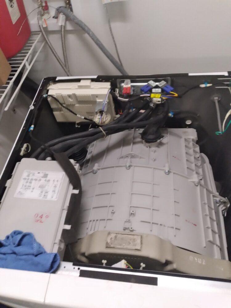 appliance repair washing machine repair replaced leaking water valve sharon road winter park fl 32789